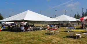 20′ x 30′ High Peak Tent