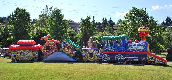Circus Train Playlite