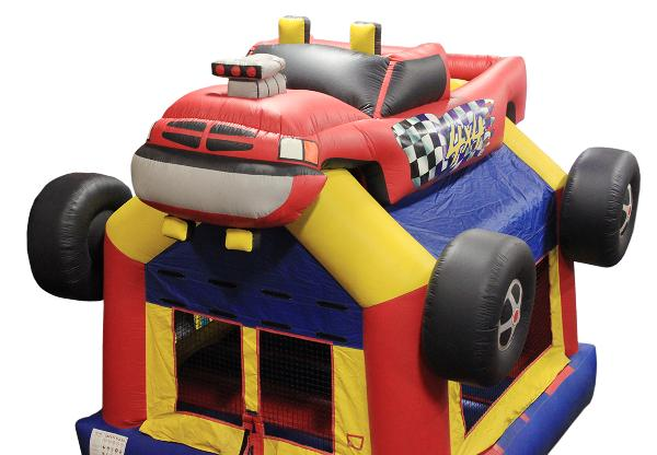 Cheap Rental Cars In Jacksonville Monster Truck Bounce House : Inflatable Bouncers | 15x15 & Larger