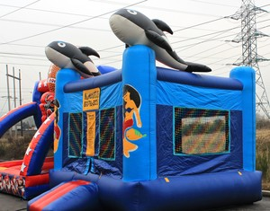 Sea World Bounce House